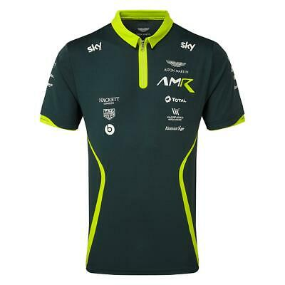 Aston Martin Racing Team Polo Shirt ~New~ 2019-2020 | Official Merchandise  • 63£