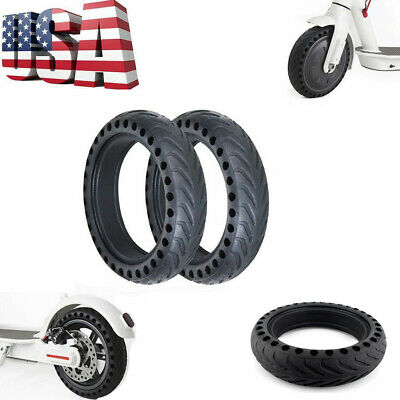$16.91 • Buy Solid Tires Wheel Explosion-proof Tire Replace For Xiaomi Mijia M365 8.5inch