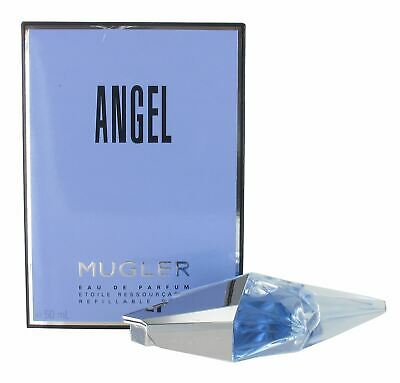 Thierry Mugler Angel 50ml Eau De Parfum Refillable Spray For Women - New • 50.60£