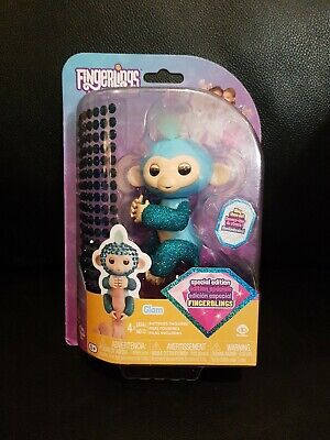 AU44.95 • Buy Fingerlings Glam Bling Special Edition Geniuine Brand New