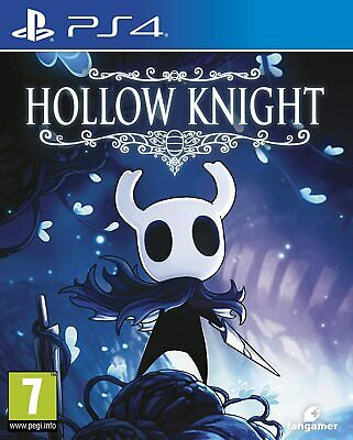 AU109 • Buy Hollow Knight Sony PS4 Family Kids Action Adventure Game Playstation 4