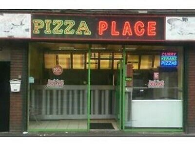 Takeaway Restaurant Business Pizza Shop Fast Food For Sale Fully Equipped • 28,900£