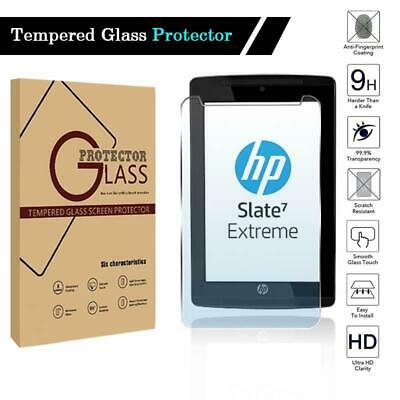 AU7.49 • Buy Tempered Glass Screen Protector Cover Film For HP Slate 7/Stream 7 Tablet