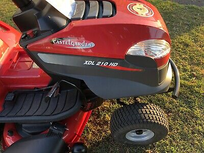 AU3799 • Buy Castle Garden Ride On Lawn Mower With Trailer Option