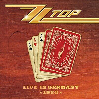 AU19.72 • Buy ZZ Top - Live In Germany [CD]