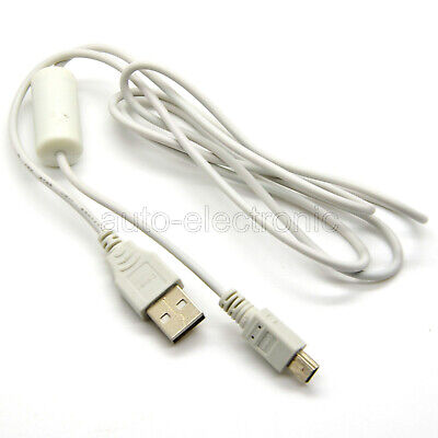 AU9.99 • Buy USB Data Cable Cord For Canon PowerShot E1 G1X Mark II G3 G5 G6 G7 G9 G10 G11