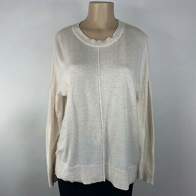 Womens Sweater Size Small By Label Of Graded Goods Longsleeve Casual Pullover • 9.95$
