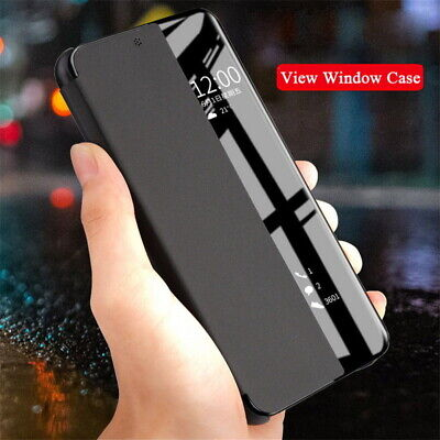 $ CDN6.28 • Buy For Samsung Note 10 Plus A80 A70 A50 Smart View Window Leather Flip Case Cover