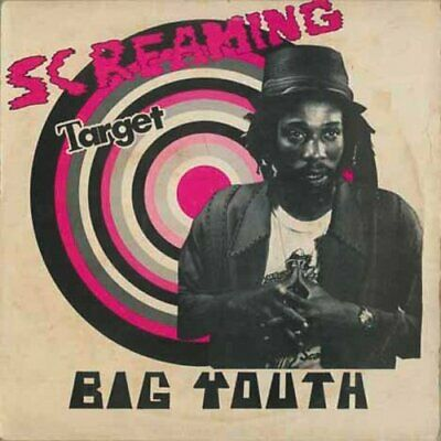 Big Youth - Screaming Target [CD] • 9.23£