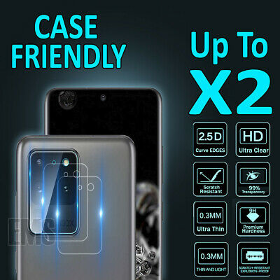 AU5.95 • Buy For Samsung Galaxy S20 FE S21 Plus Ultra Camera Lens Tempered Glass Protector