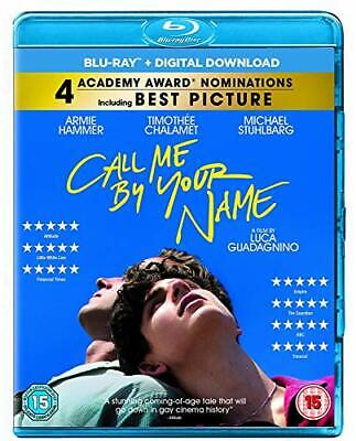 AU17.49 • Buy Call Me By Your Name [Blu-ray] [2017] [DVD][Region 2]