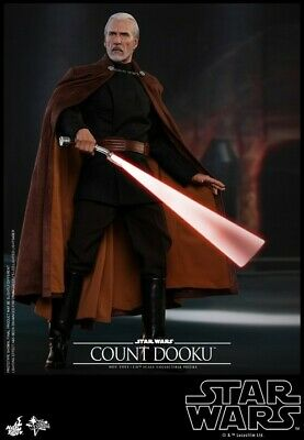 $ CDN389.99 • Buy Hot Toys MMS496 Star Wars Attack Of The Clones Count Dooku 1/6 Figure Collection