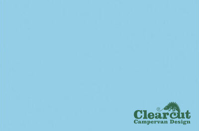 £1.05 • Buy Light Blue, Light Weight Ply Campervan Furniture Board, 15mm, Double Faced