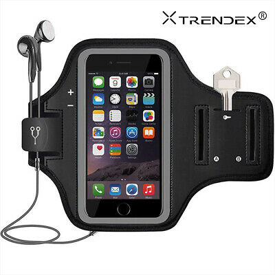 For Apple IPhone 12 11 Pro Max Sport Armband Gym Running Jogging Case Holder Bag • 6.38£