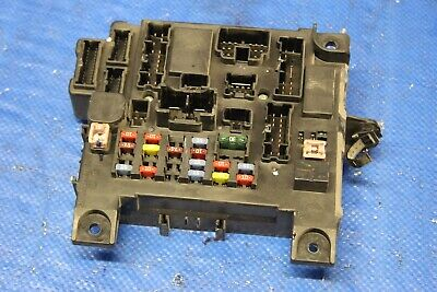 $34.99 • Buy 2012 Mitsubishi Lancer Evolution X Gsr Oem Ipdm Junction Fuse Box Cz4a #558