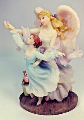 Seraphim Classics 1998 Angels To Watch Over Me Ninth Year Girl #91467 By Roman • 14.95$