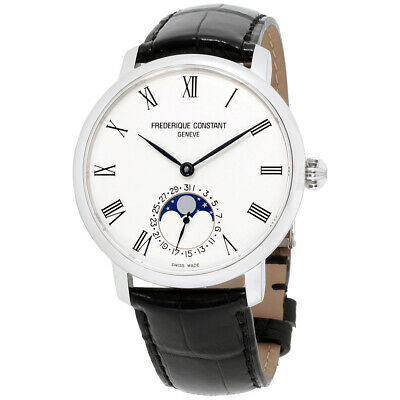 Frederique Constant Slimline Automatic Movement Men's Watch FC-705WR4S6 • 1,075$