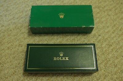 $ CDN999.99 • Buy ROLEX GREEN BOX For VINTAGE DAYTONA COSMOGRAPH Mens 1.00.07 WITH OUTER BOX