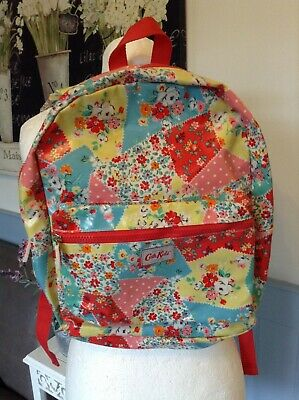 Cath Kidston Rucksack Backpack Floral Patchwork  Oilcloth  • 19.99£