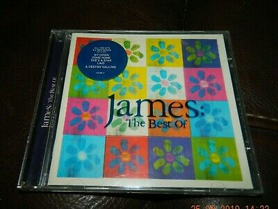 £2.99 • Buy Cd - The Best Of James - Sit Down - Come Home - She's A Star - Laid ...etc...