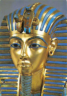 L000495 Treasures Of Tutankhamun. The Gold Mask. George Rainbird • 5.75£