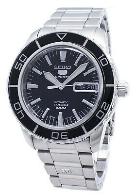 $ CDN215.83 • Buy Seiko 5 Sports Automatic SNZH55 SNZH55J1 SNZH55J Men's Watch