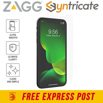 AU53.96 • Buy IPhone 11 (6.1) ZAGG Invisible Shield Glass Elite VisionGuard+ Screen Protector