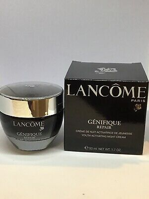 Lancome Genifique Repair Youth Activating Night Cream 50ml - New, Missing Cello • 45£