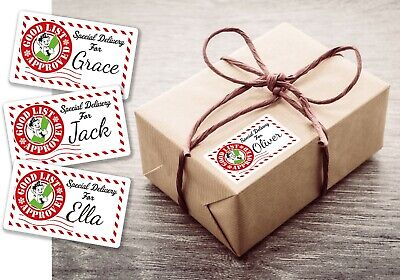 £1.89 • Buy Good List Approved - Personalised Special Christmas Present Stickers Gift Labels