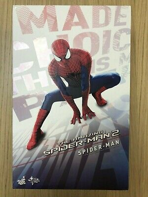 $ CDN447.25 • Buy Hot Toys MMS 244 The Amazing Spiderman Spider-Man 2 Figure (Normal Version) USED