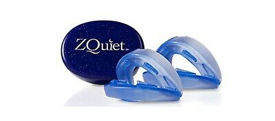 AU99.32 • Buy ZQuiet Anti Snoring Device For Men 2 Step Comfort Anti Snoring Clip