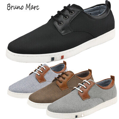 $24.29 • Buy Bruno Marc Mens Casual Shoes Classic Boat Shoes Lace Up Fashion Sneaker US Size