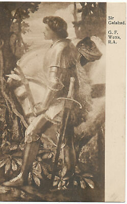 PC09626 Sir Galahad. G. F. Watts. Eyre And Spottiswoode • 6.75£