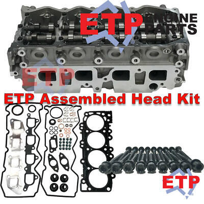 AU1425.05 • Buy Assembled Cylinder Head Kit For Nissan YD25 - With Cam, Buckets And Gasket (VRS)