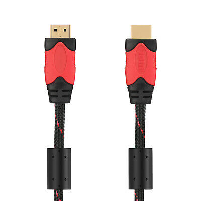 $ CDN9.99 • Buy Canadian Seller 2FT HDMI 1.4 3D Cable HDTV Hi Speed Ethernet PS3 Blu-ray 1080p