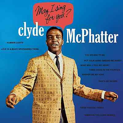 £3.49 • Buy Clyde McPhatter – May I Sing For You CD