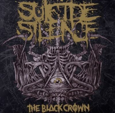£13.35 • Buy Suicide Silence The Black Crown Cd New