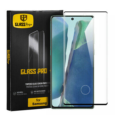AU5.98 • Buy For Samsung Galaxy Note 10 20 8 9 S8 S9 S10 Plus Tempered Glass Screen Protector