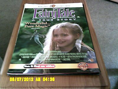 Fairytale A True Story () Movie Poster A2 • 7.99£