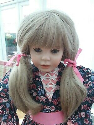 £100 • Buy Modern Porcelain Doll Petra By Donna Rubert