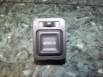 $39.95 • Buy 96-00 OEM Honda Civic EK Remote Power Mirror Switch Assembly Dark Charcoal Gray