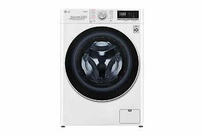 AU798 • Buy WV5-1408W LG 8 Kg Front Load Washing Machine With Steam Washer