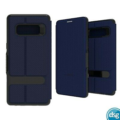 $ CDN17.29 • Buy Gear4 Oxford For Samsung Galaxy Note 8 Case With D30 Cover Protection - Blue