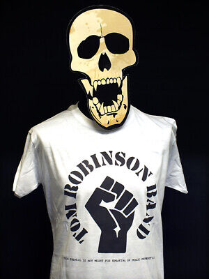 £13 • Buy Tom Robinson Band - Power In The Darkness (STENCIL) - T-Shirt