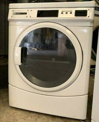 $449 • Buy Maytag Commercial Front Load Dryer MDG25PRAWW1 TRIPLE LOAD, OPL [USED]