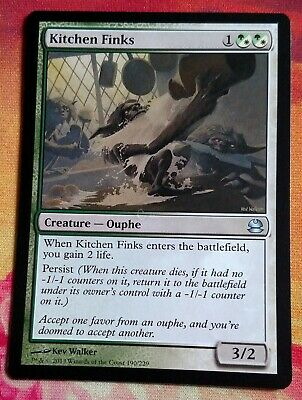 $1.55 • Buy Kitchen Finks X1 MTG Modern Masters Near Mint! Multiple Available!