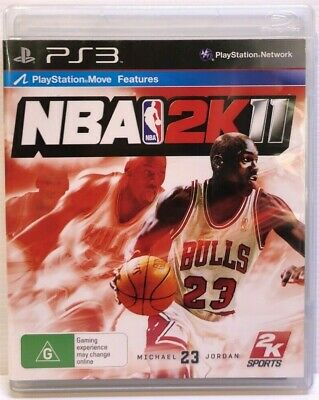 AU17.99 • Buy NBA 2K11 PS3 - Free AusPost