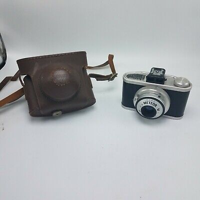 $ CDN42.16 • Buy Vintage Meteor Film Camera  W Case Rare