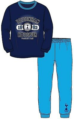 Boys Kids Tottenham Hotspur Fc Pyjamas Pjs Football Kit Club Nightwear Sleepwear • 5.99£