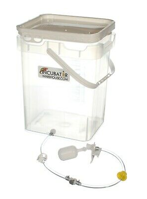 $ CDN54.40 • Buy Clear Auto-Humidity & Water Reserve For GQF Cabinet Incubators (Replaces 3030)
